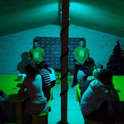 вечеринки для подростков
